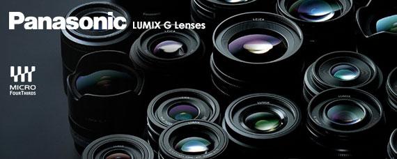 Panasonic G Lenses