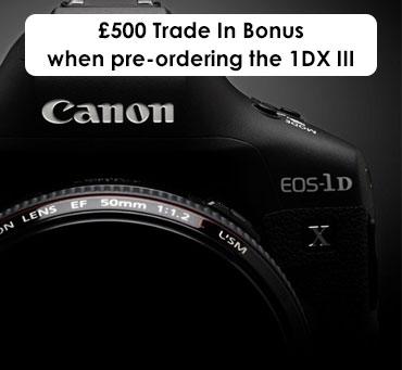1DX III Trade In Bonus