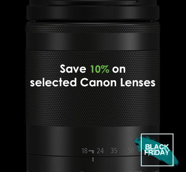 Black Friday Canon Lens Deals