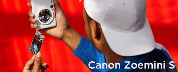 New Zoemini S from Canon