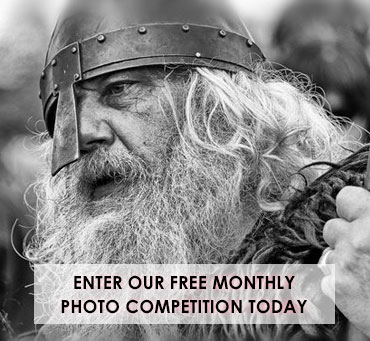 Monthly photo competition