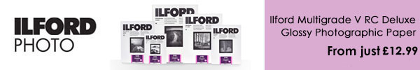 Ilford multigrade v darkroom paper
