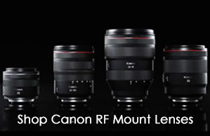 Savings on GF Lenses