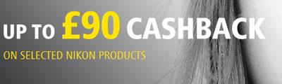 Nikon Cashback Starts Today!