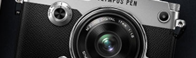 Buy an Olympus PEN-F and receive a free 25mm f1.8!