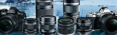 Save this Winter with Olympus Cashback