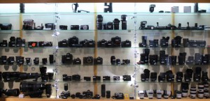 harrison cameras used stock