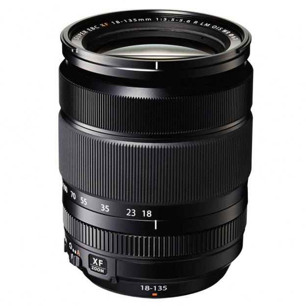 Fujifilm XF 18-135mm Lens