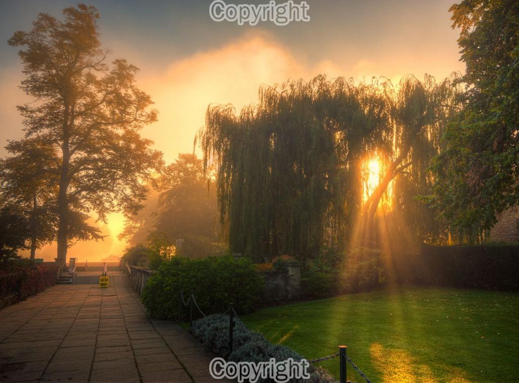 A foggy Autumn sunrise in Oxford. Equipment: Nikon D700 & Sigma 15-30mm Lens