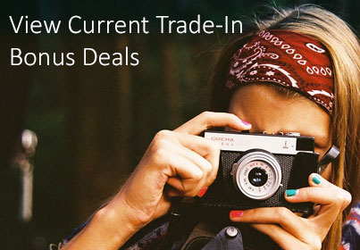 Sell Camera Equipment | Best Prices | Sell Camera Gear