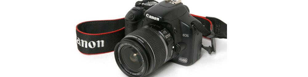 Canon 450D Used Camera