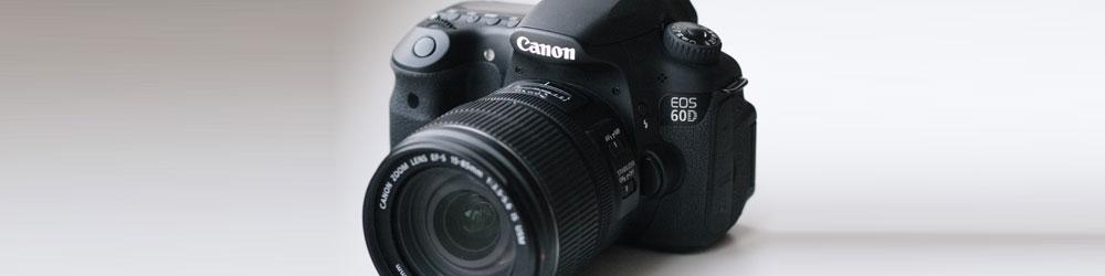 Used Canon 60D Camera