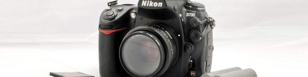 Used Nikon D700 D-SLR Cameras