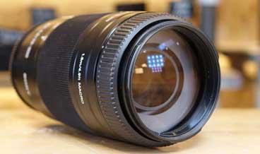 Used Photographic Equipment