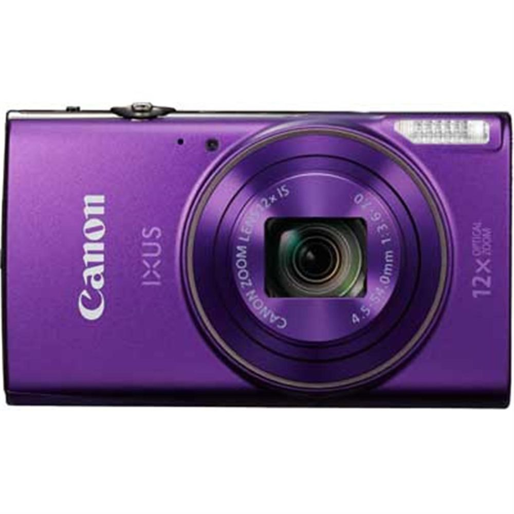 canon ixus 285 hs purple digital camera harrison cameras. Black Bedroom Furniture Sets. Home Design Ideas