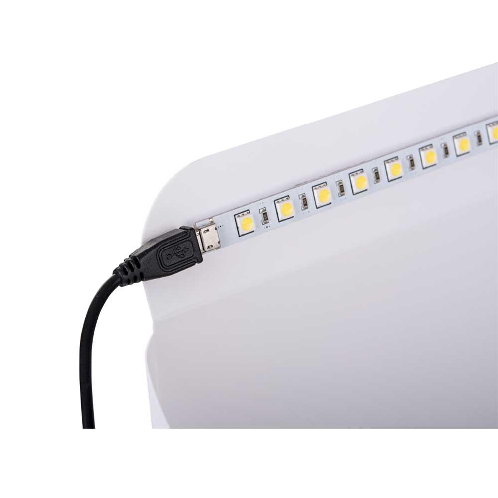 Dorr LB-6575 LED Light Photo Box 65x75x70cm