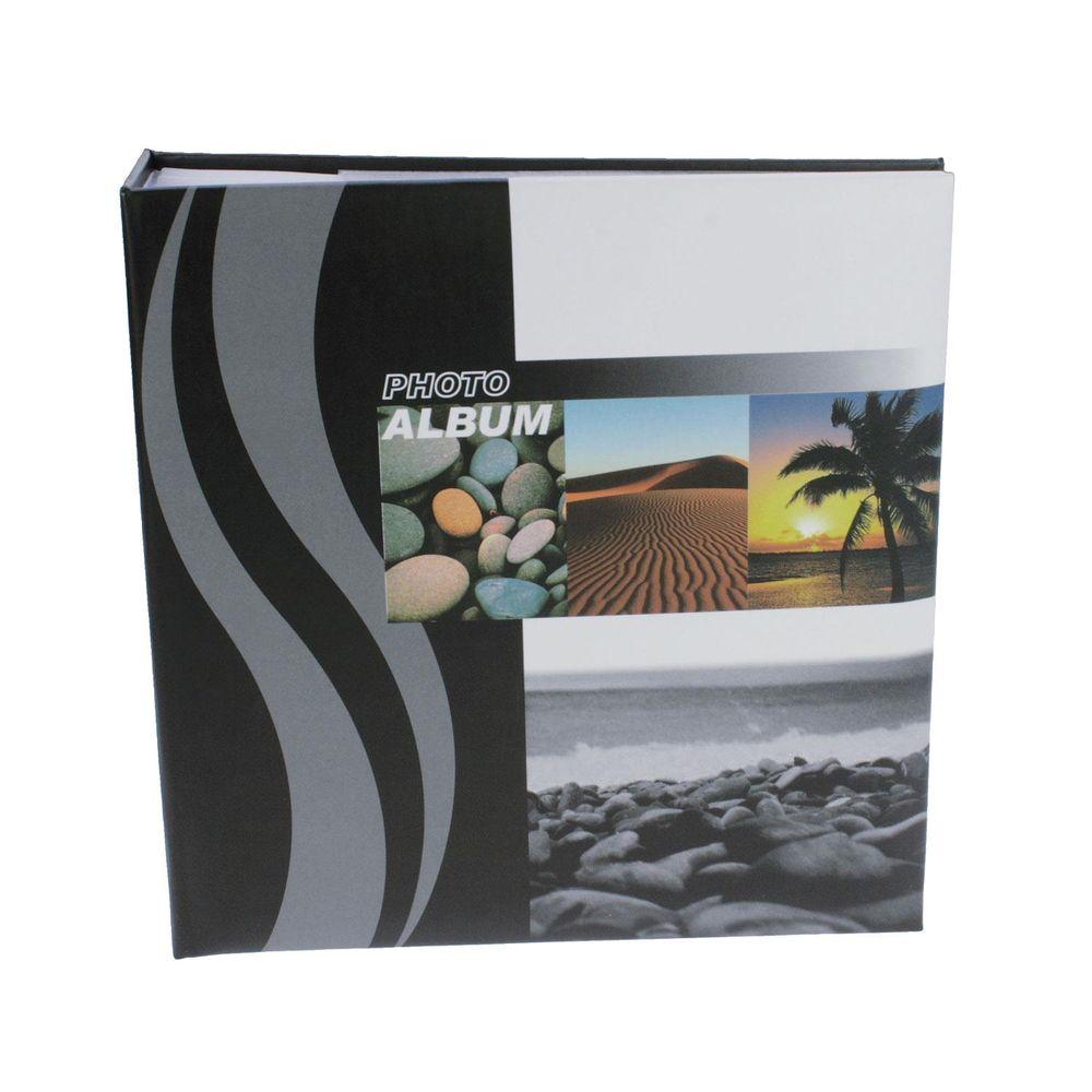 200 Photos Wave Palm Tree 6x4 Slip In Photo Album