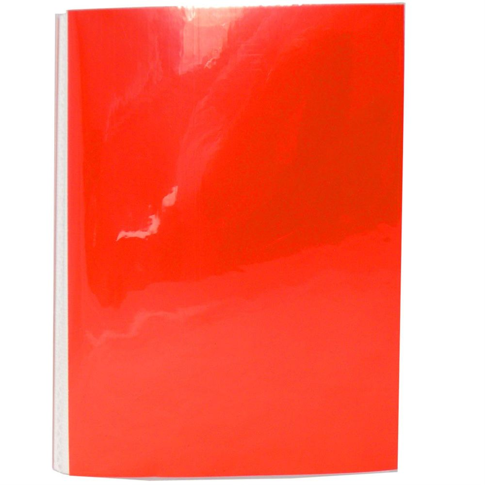 UNI Red Mini 6x4 Slip In Photo Album