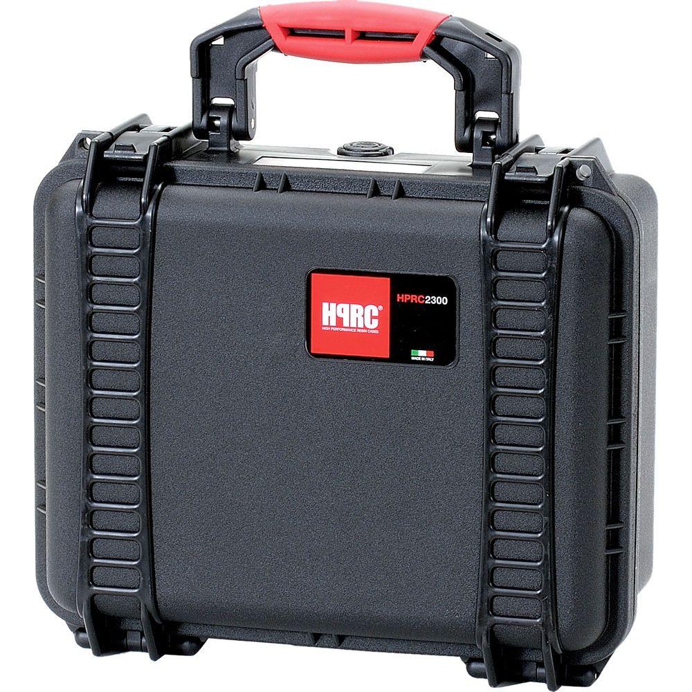 73d4b1c7c2be HPRC 2300 Hard Resin Case with Cubed Foam - Black