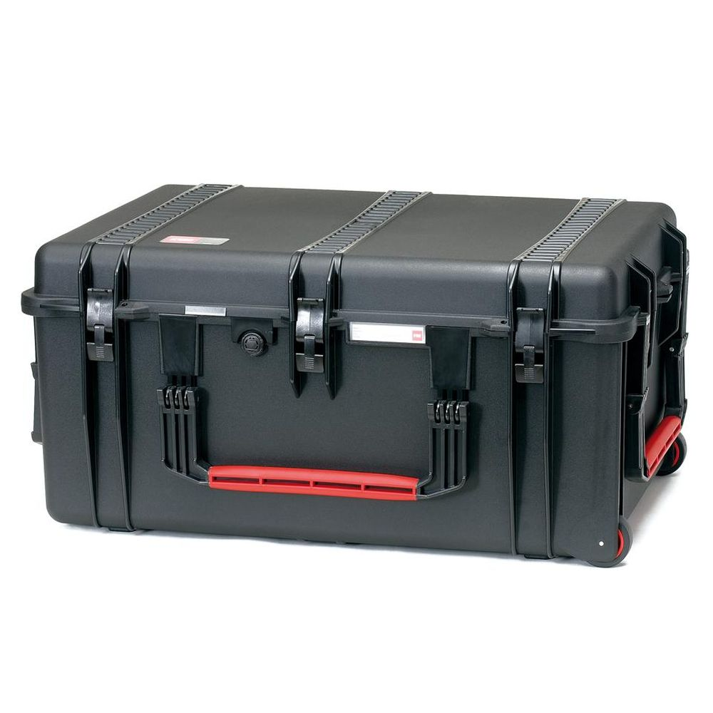 69afde8a4a9a HPRC 2780W Wheeled Hard Resin Case with Cubed Foam - Black