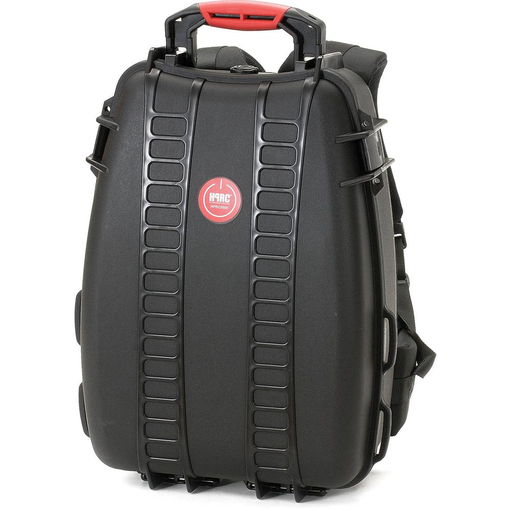 81e36442a18a HPRC 3500 Hard Resin Backpack with Cubed Foam - Black