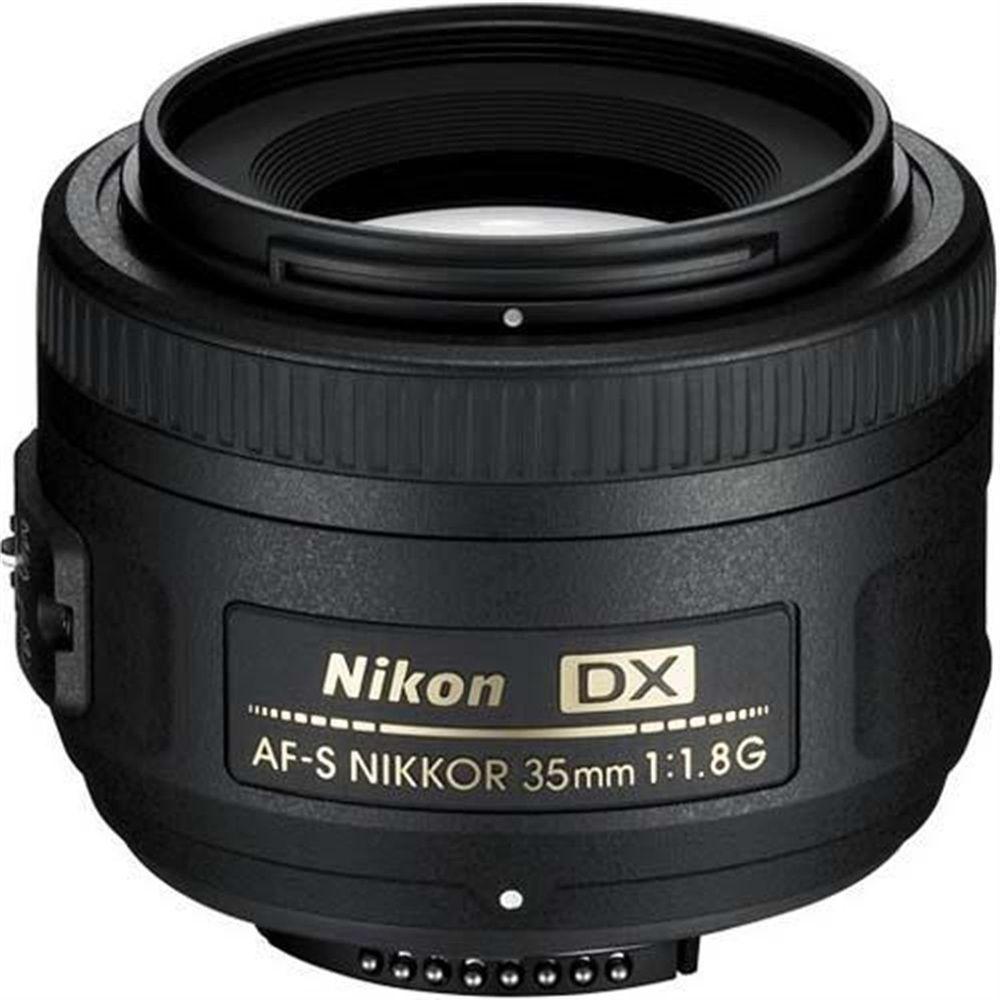 Nikon 35mm f/1.8 G AF-S DX a 155,20€ | Prezzi e scheda ...
