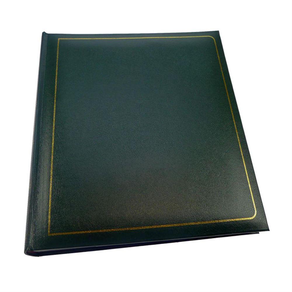 grafton green 7x5 slip in photo album 200 photos. Black Bedroom Furniture Sets. Home Design Ideas