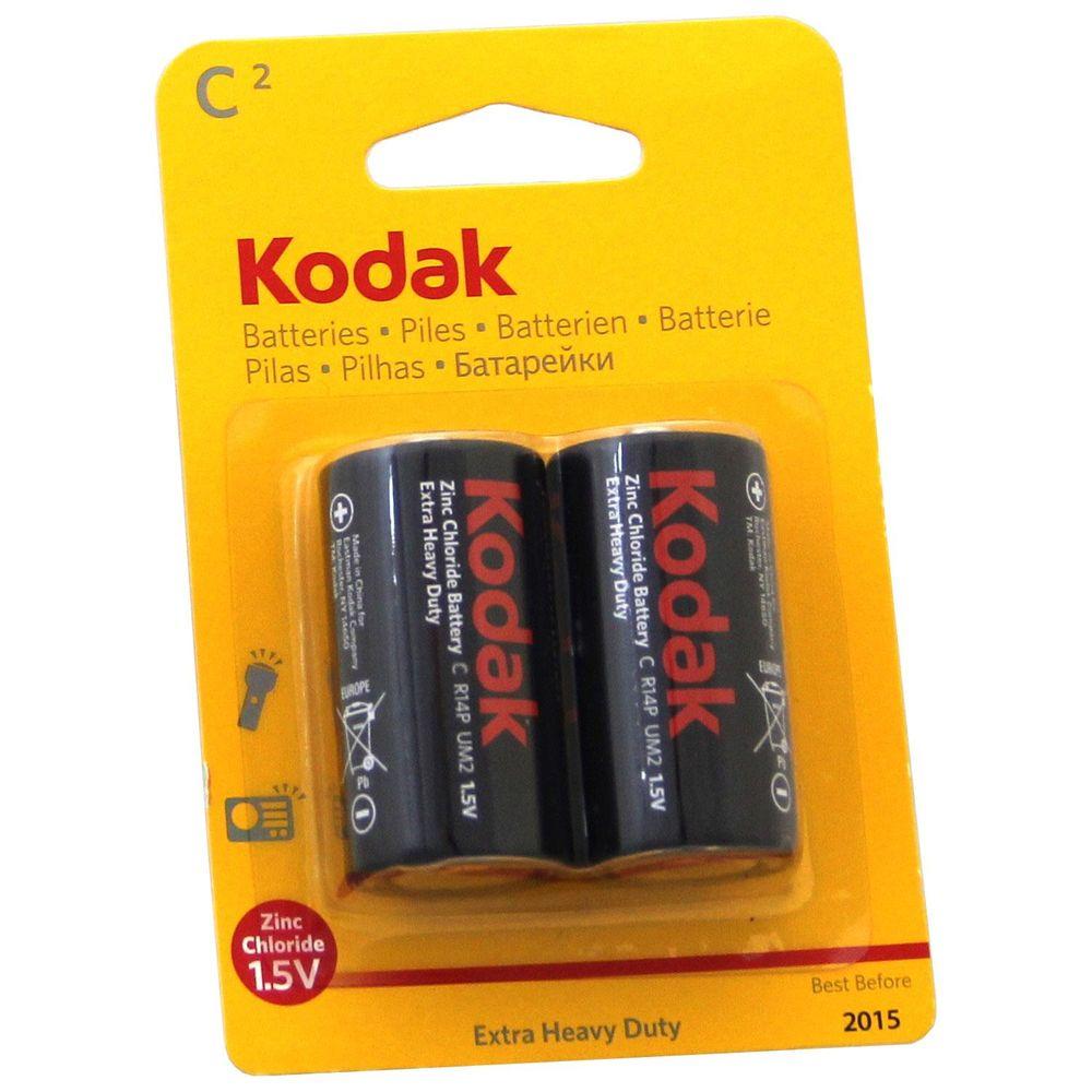 kodak c 1 5v zinc chloride batteries 2 pack. Black Bedroom Furniture Sets. Home Design Ideas