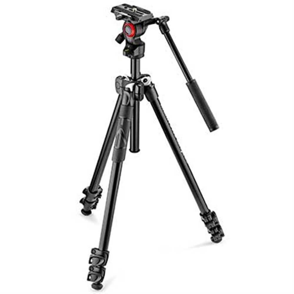 how to change a manfrotto tripod head