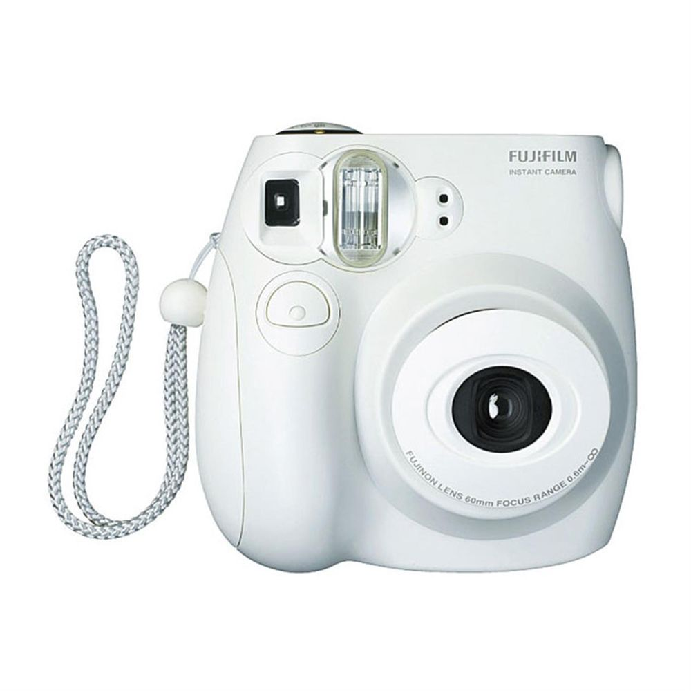 fujifilm instax mini 7s instant camera bundle. Black Bedroom Furniture Sets. Home Design Ideas