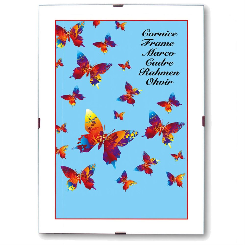 Clip Frame 27.5x20ins (70x50cm) Plexi Glass Front - Pack of 6 ...