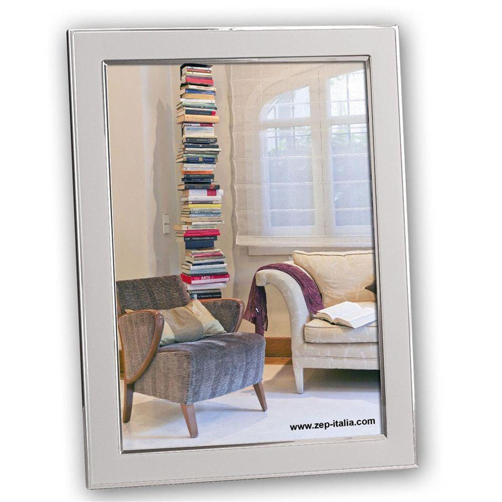 olimpia silver 6x4 photo frame. Black Bedroom Furniture Sets. Home Design Ideas