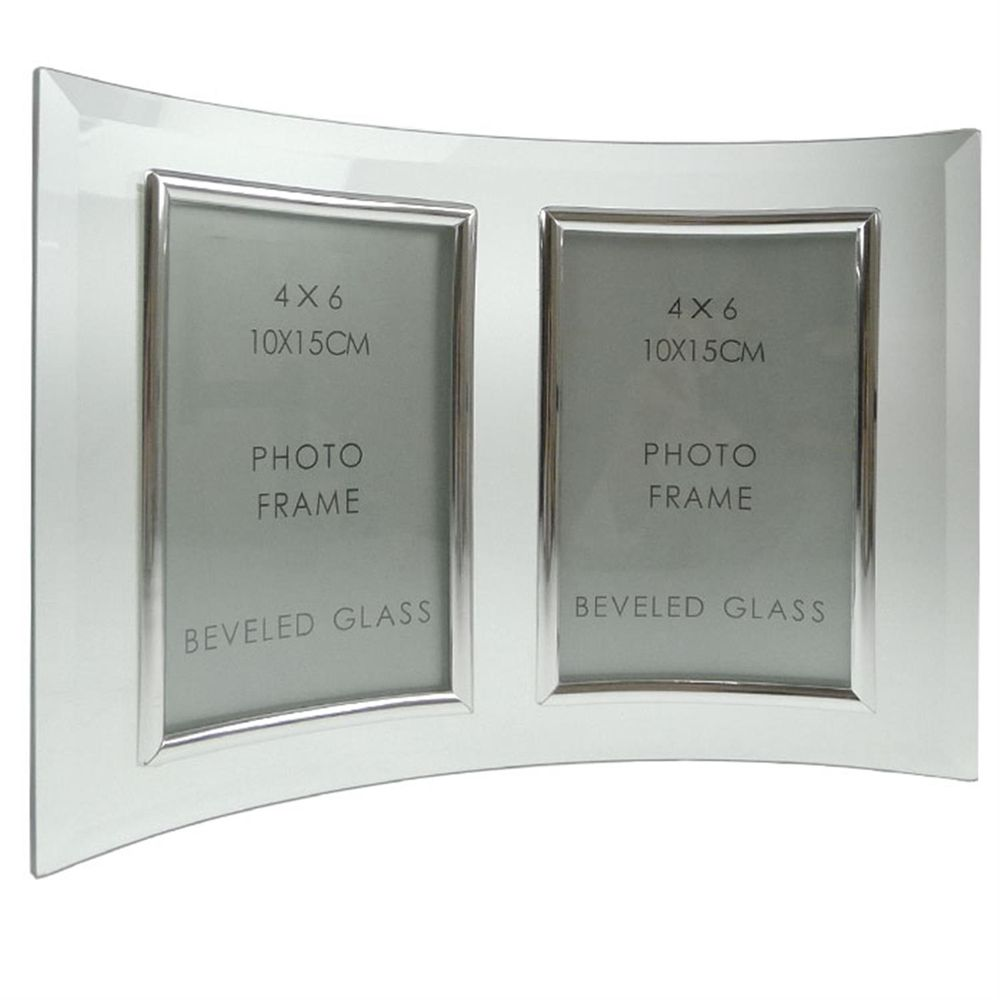 Curved Bevelled Glass