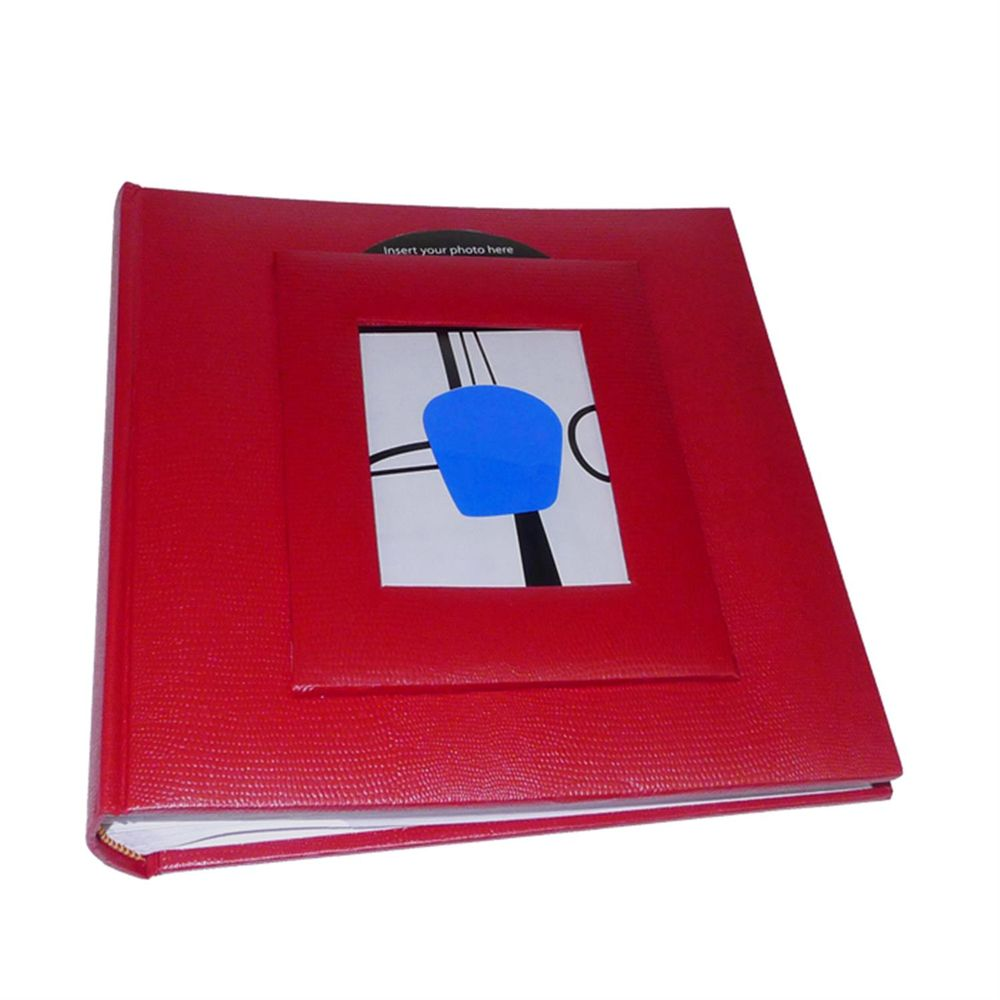 madagascar red 7x5 slip photo album 200 photos. Black Bedroom Furniture Sets. Home Design Ideas