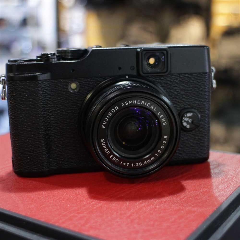 Used fujifilm x10 digital compact camera for Camera camera camera