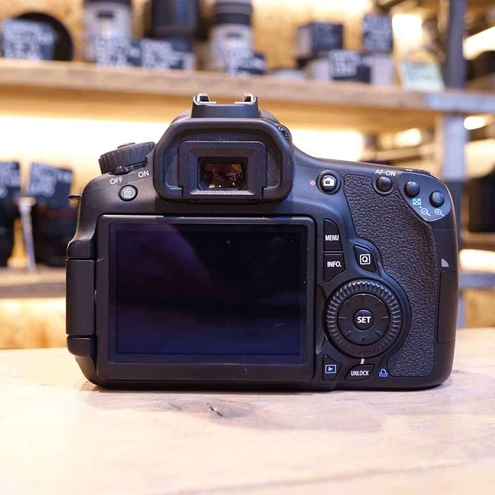 used canon eos 60d d slr camera body