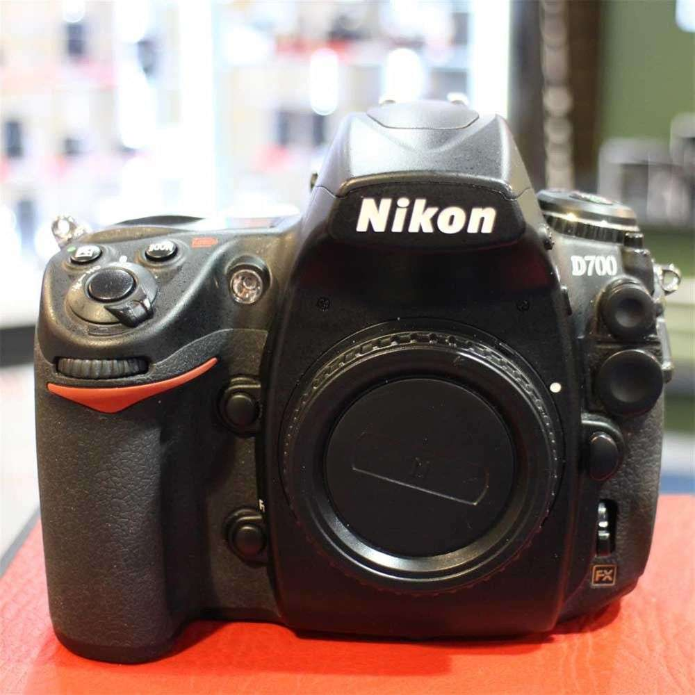 Used Nikon D700 Full Frame Dslr Camera Body