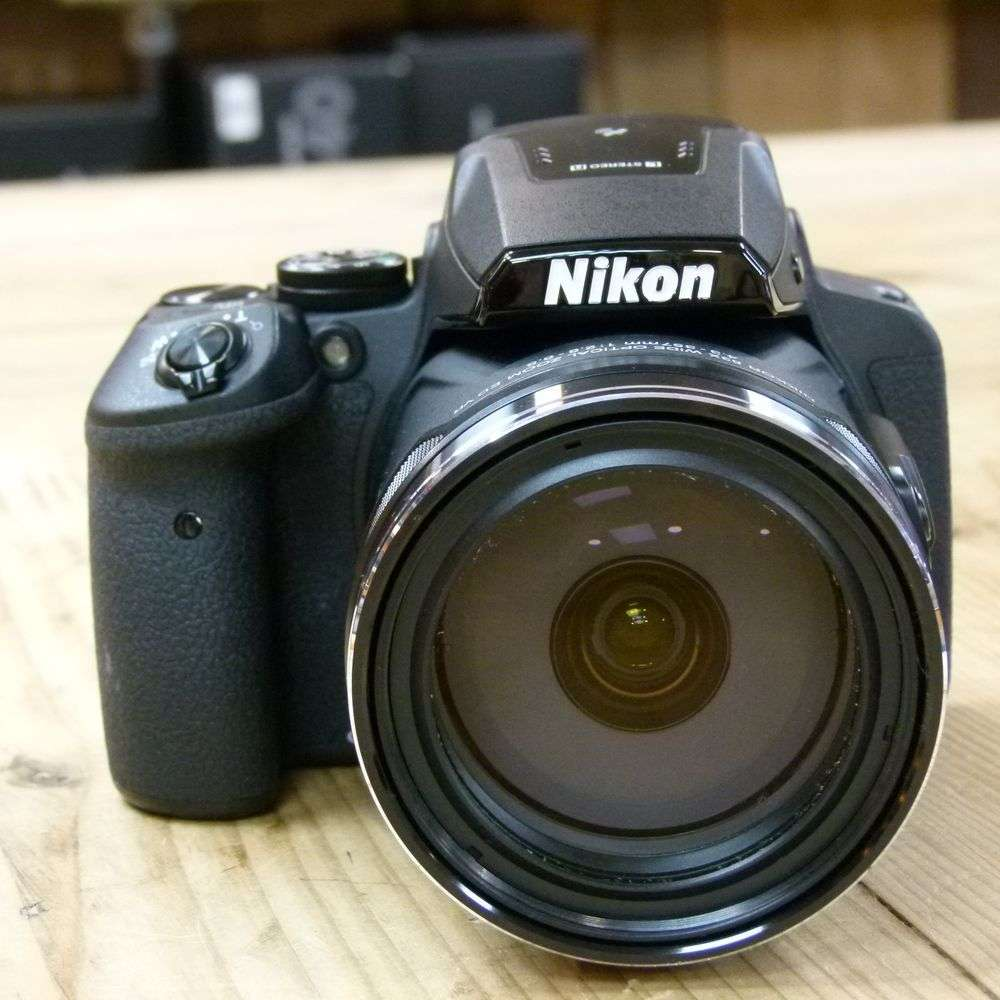 used nikon coolpix p900 digital camera. Black Bedroom Furniture Sets. Home Design Ideas