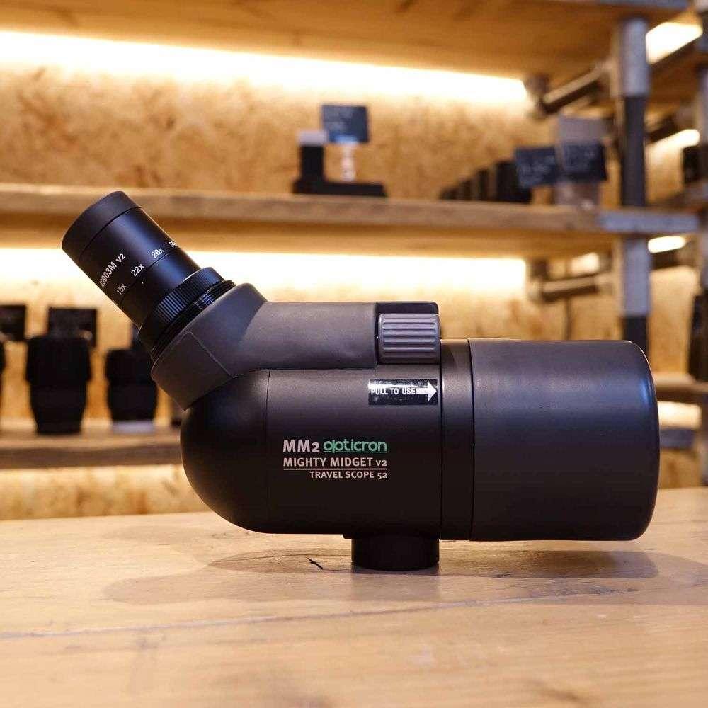 Mighty midget scope