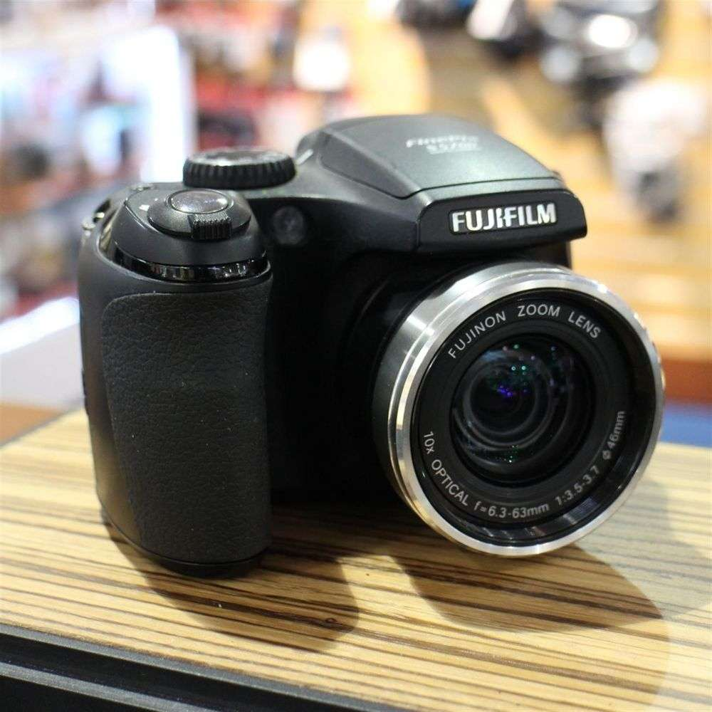 Used fujifilm finepix s5700 black digital camera for Finepix s5700 prix