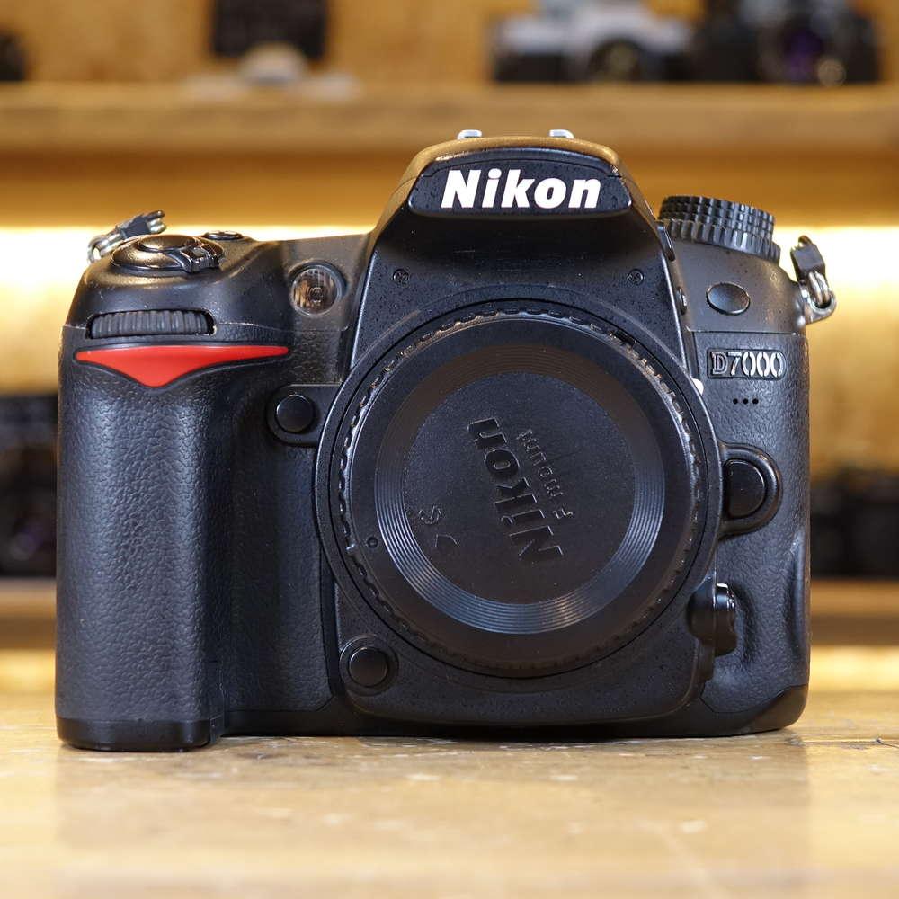 how to use nikon d7000 camera