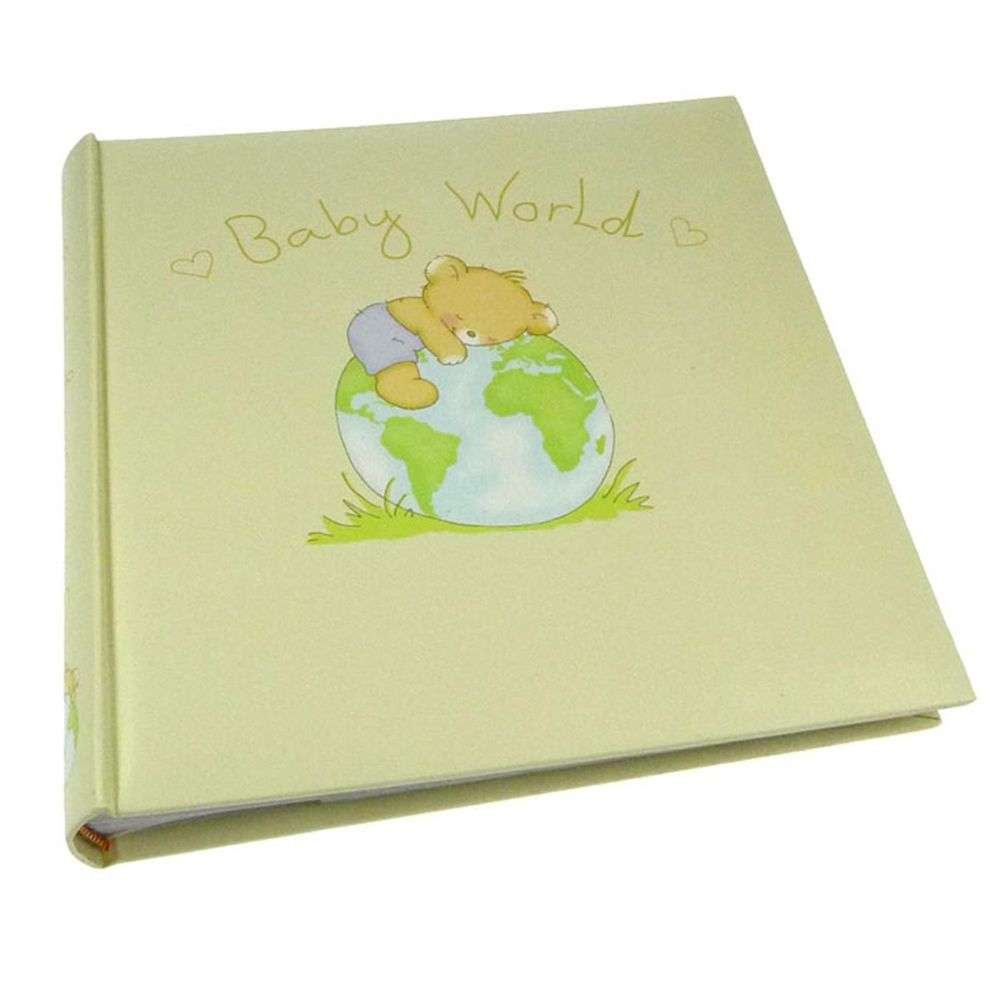 walther baby world 6x4 slip in photo album 200 photos. Black Bedroom Furniture Sets. Home Design Ideas