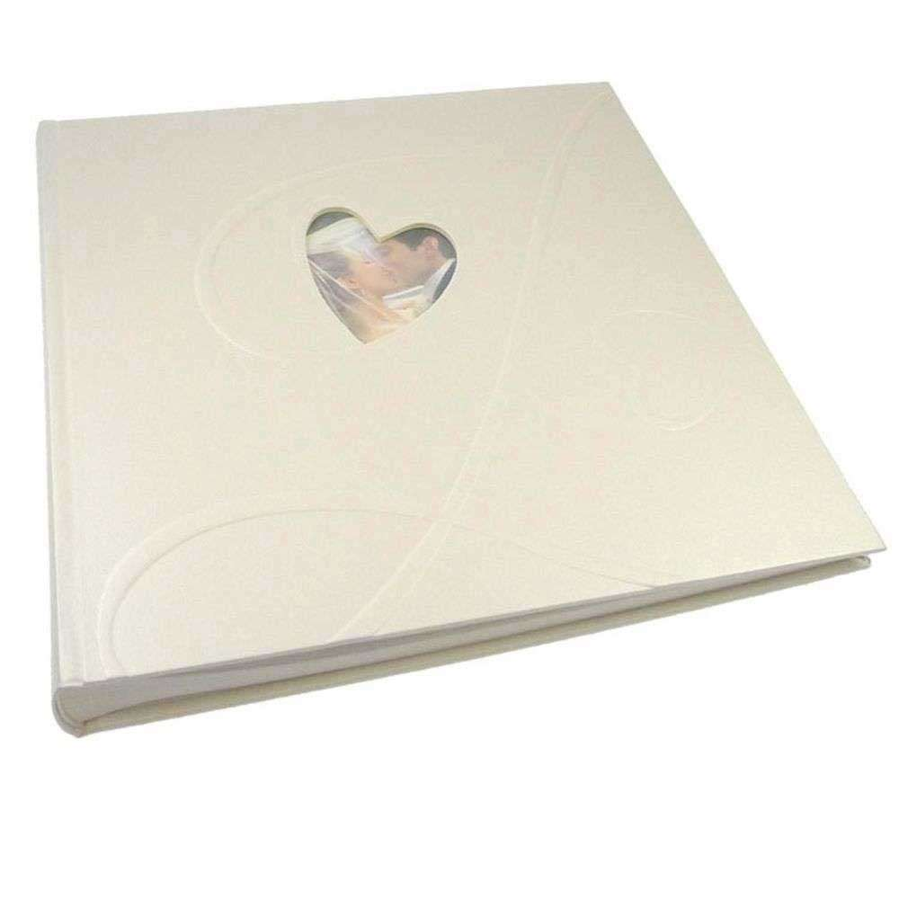 Boxed Photo Albums: Walther Amore Boxed Traditional Wedding Photo Album