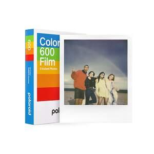Polaroid Color 600 Film - 8 Colour Instant Photos