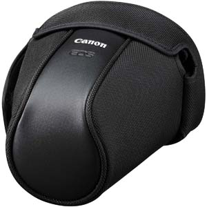 Canon EH27-L Semi Hard Case for EOS 750D & 760D with 18-55mm