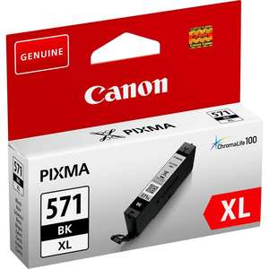 Canon CLI-571XL Black Ink Cartridge
