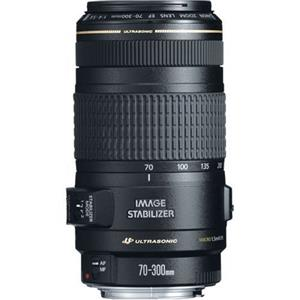 Canon EF 70-300mm f4-5.6 IS USM Lens