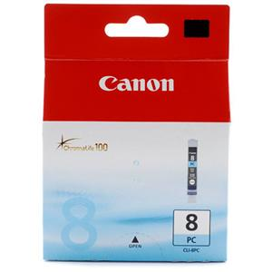 Canon CLI-8 Photo Cyan Printer Ink Cartridge
