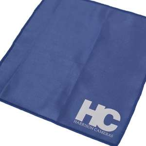 Harrison Cameras Microfibre Cleaning Cloth