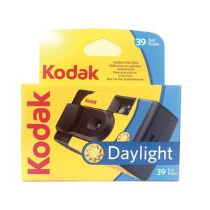 Kodak Daylight Single Use Camera | 800ISO | 39 Exposures